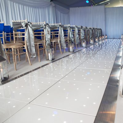 LED aisle