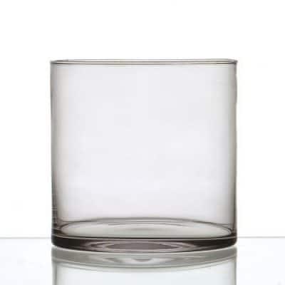 glass vase hire wedding decor