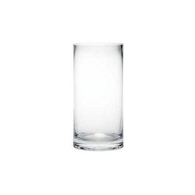 15cm Glass Vase wedding decor hire