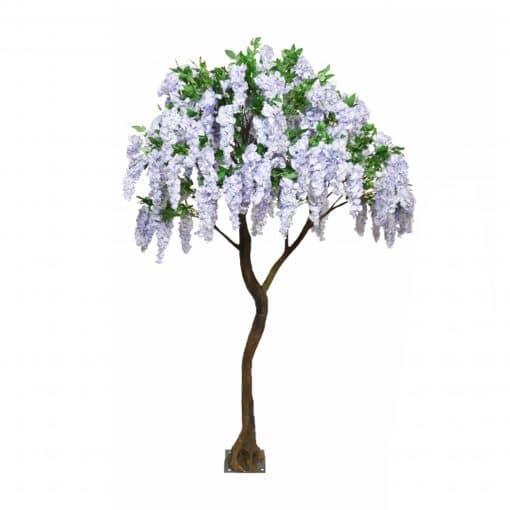 wisteria tree hire wedding decor