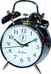 alarm clock hire 1920 wedding decor