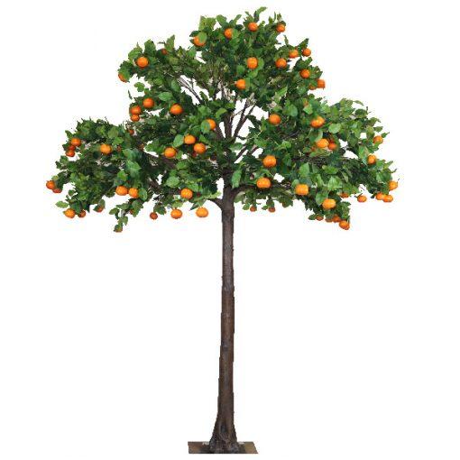 4m Orange Tree wedding hire