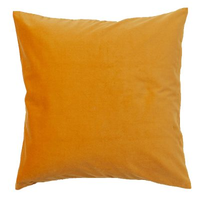 mustard yellow cushion wedding decor hire