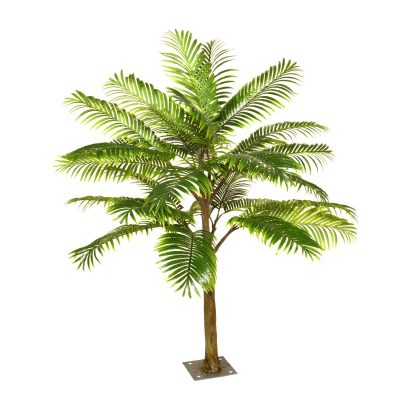 palm tree hire wedding decor