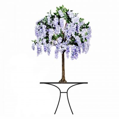 wisteria tree hire wedding decor