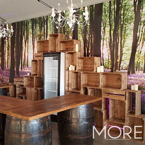 Apple Crate hire