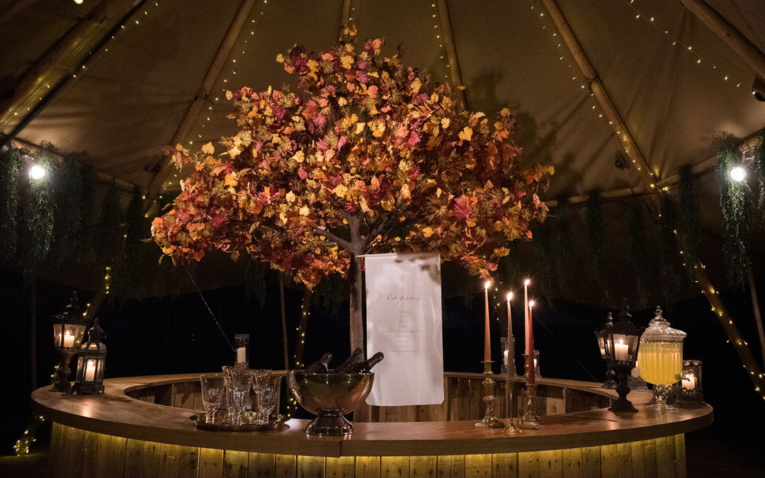 Fall in Love with your Autumn Wedding Décor