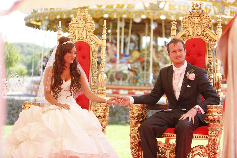 Ornate Furniture & Thrones Image 3
