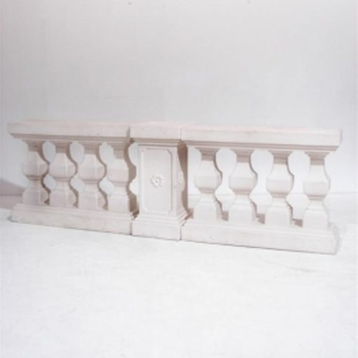 balustrade wedding decor hire