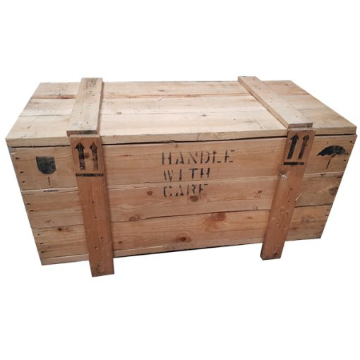 cargo crate hire 1920 wedding decor