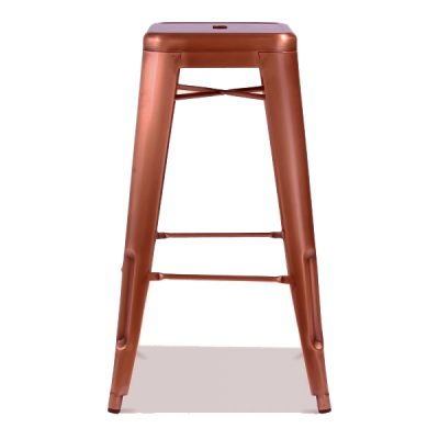 copper tolix stool wedding hire