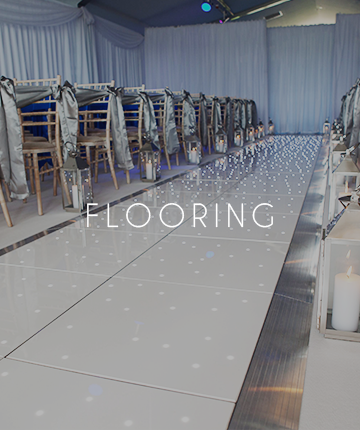 More Weddings flooring hire