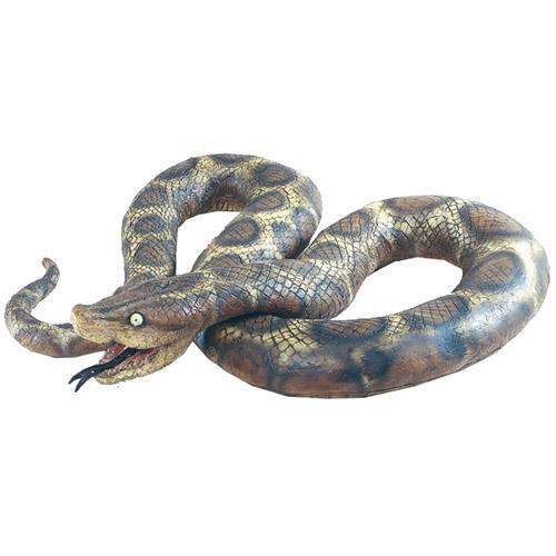 snake prop hire circus wedding theme