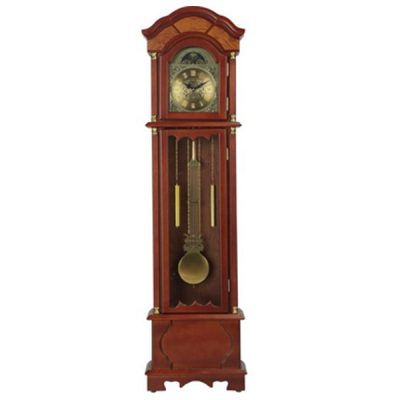 grandfather clock prop hire 1920 wedding decor