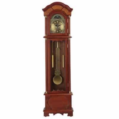 grandfather clock prop hire 1920 wedding decor