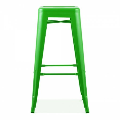 green tolix stool wedding hire