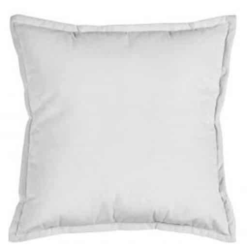 grey cushion wedding decor hire