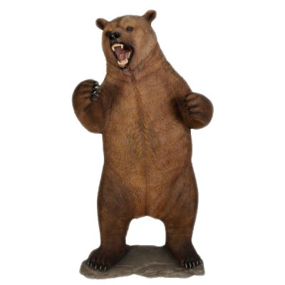 bear prop hire wedding decor