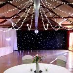 20 string fairy light canopy