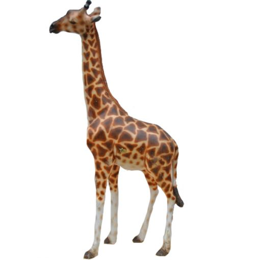 giraffe prop hire circus wedding theme