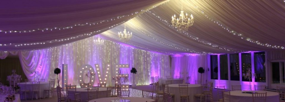 Keythope Manor Wedding decor