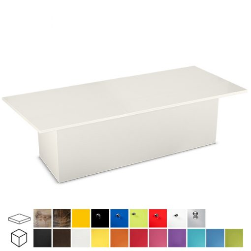 colours large rectangular coffee table wedding furniture hire