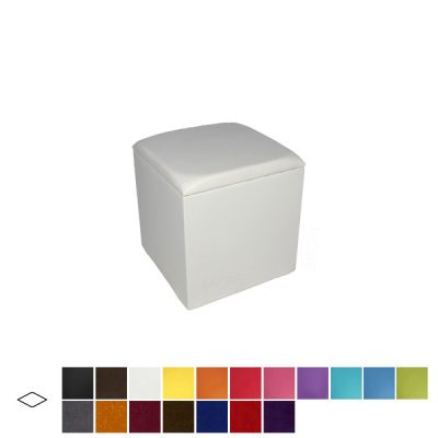 colours cube seat wedding furniture hire