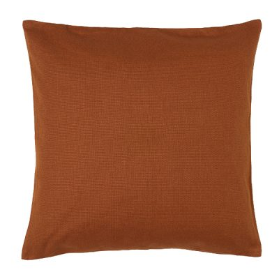 rust cushion wedding decor hire