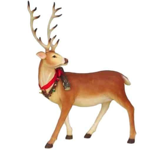 reindeer prop wedding hire