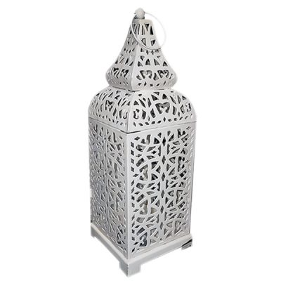 moroccan pyramid lantern mehndi wedding decor