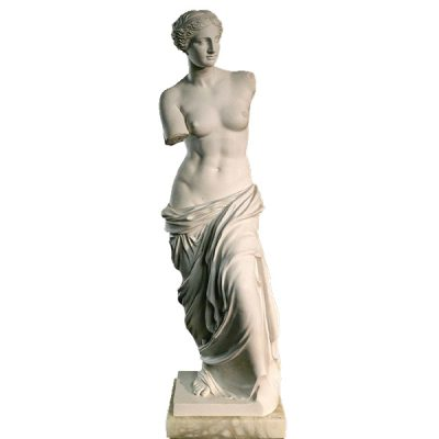 Venus de Milo prop hire wedding decor