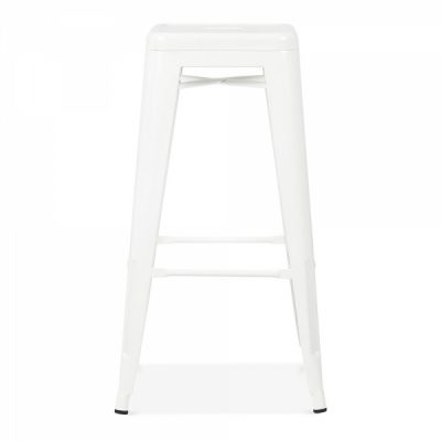 white tolix stool wedding hire
