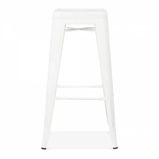 white tolix stool wedding hire