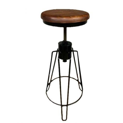 corkscrew stool hire