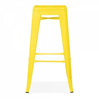 yellow tolix stool wedding hire