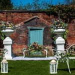 brownsover hall outdoor ceremony