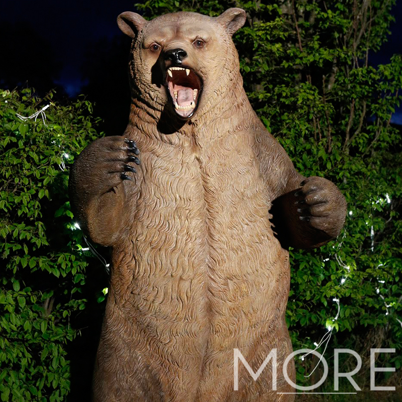 More Weddings bear prop wedding hire