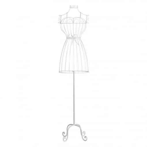 wire mannequin prop hire wedding decor